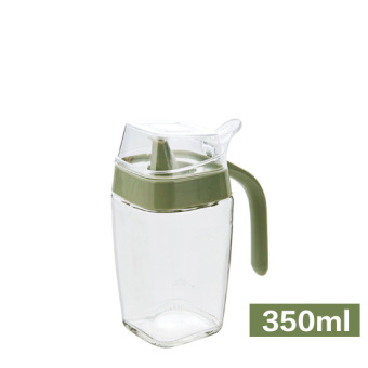 Sesame oil bottle leak-proof tank soy sauce bottle glass Oiler
