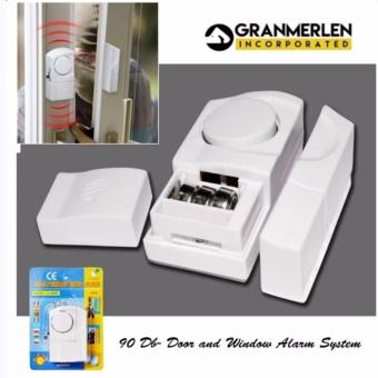 SET OF 9 Wireless Window Door Magnetic Sensor Burglar Entry AlarmHome - 2