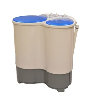 Sharp ES-6030T WM 6kg Twin Tub Washing Machine White/Blue