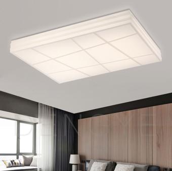 Shifan LED Ceiling Light 49*49CM 36W Neutral Light (4000-4500K) Love Song Square Modern Fixtures Lamp Panel Lighting