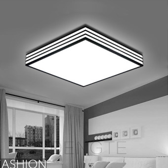 Shifan LED Ceiling Light 49*49CM 36W White Light (6000-6500K)D6-0921 Square Lamp Contracted And Contemporary Lighting Price Philippines