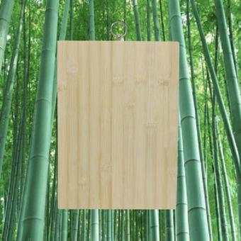 SHOP AND THRIFT BAMBOO CUTTING BOARD CHOPPING BOARD