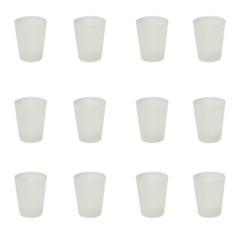 Shot Glass set of 12 (Frosted)