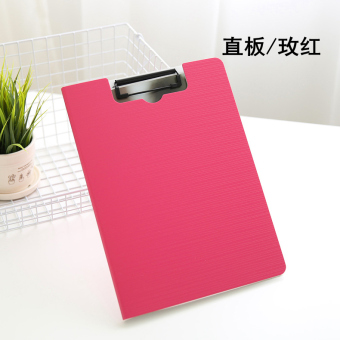 Shuter u6033/A4 thick paper plywood business office data folder
