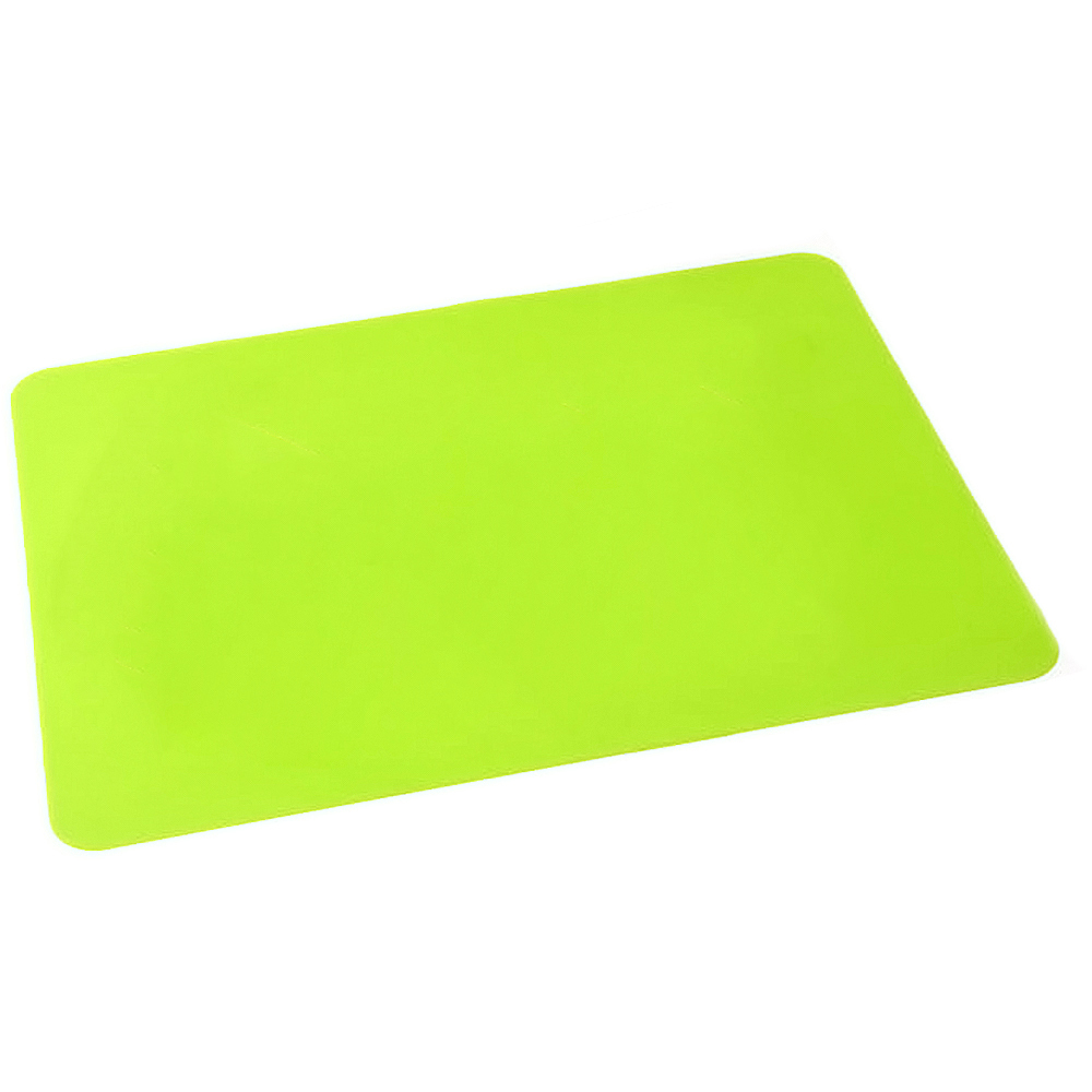 Silicone Placemat Heat Resistant Pads Cooking Baking Mat Bakeware Table Heat  Insulation Mat Green  Lazada Ph