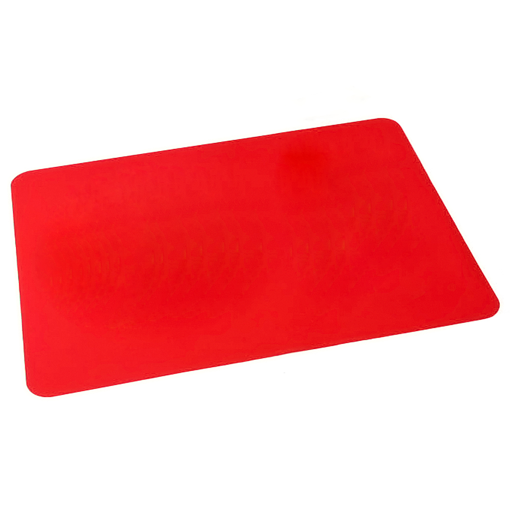 Silicone Placemat Heat Resistant Pads Cooking Baking Mat Bakeware Table Heat  Insulation Mat Red  Lazada Ph