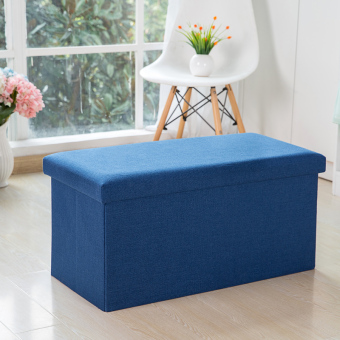 Simple Foldable Stroage Shoes Changing Stool
