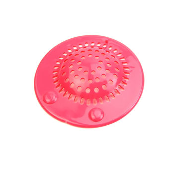 Sink Strainer Filter Net Drain Hair Catcher Stopper (Pink) (Intl) - picture 2