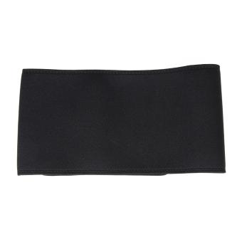 Slimming Belt Abdominal Lumbar Support Brace Waist Slimmer Tummy Trimmer M - INTL - 5