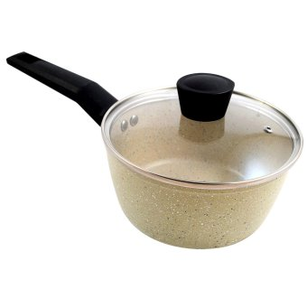 Slique Forged Induction Cookware-Sauce Pan 18cm