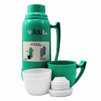 Slique Vacuum Flask 1.0L (Green)