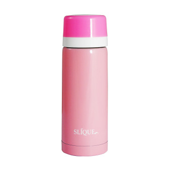 Slique Vacuum Pocket Tumbler 180ml  (Pink)