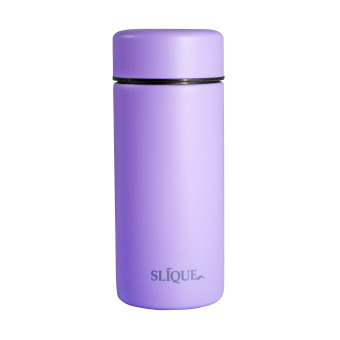 Slique Vacuum Tumbler 200ml (Purple)