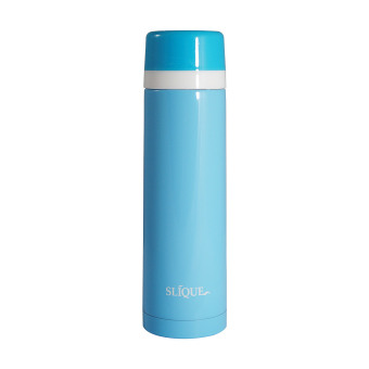 Slique Vacuum Tumbler 250ml (Blue)