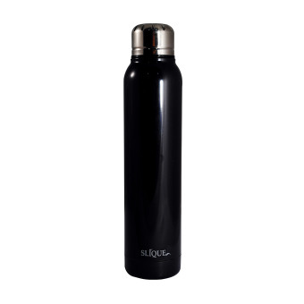 Slique Vacuum Tumbler 300ml (Black)
