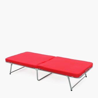 SM Home Carlotta Folding Bed (Red)