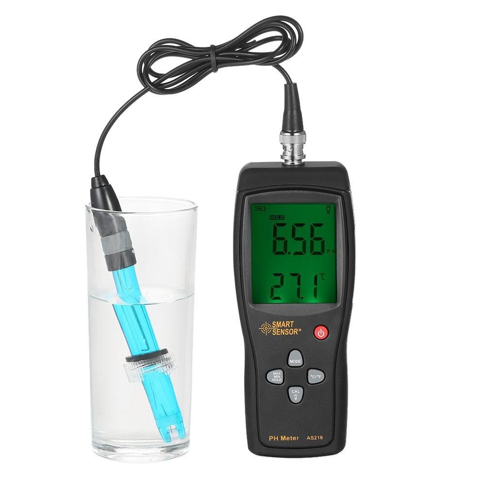 Smart Sensor Professional High Precision Portable Ph Meter For Lcr Gm328a Test Clip Sale Electroniccircuitsdiagrams Aquarium Acidimeter Water Quality Monitor