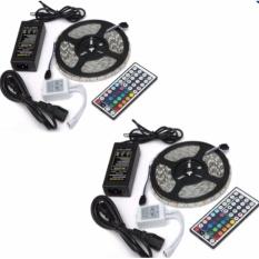 SMD 3528 Waterproof LED Strip Lights 12V Set Of 2