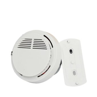 Smoke Detector Sensor Fire Alarm Heat Sensor Monitor Home SecuritySystem