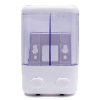 Soap and Shampoo Dispenser (White)