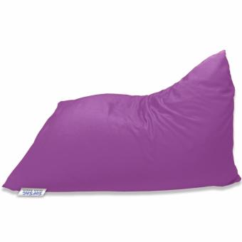 SofSac Triangular Bean Bag Chair - Large