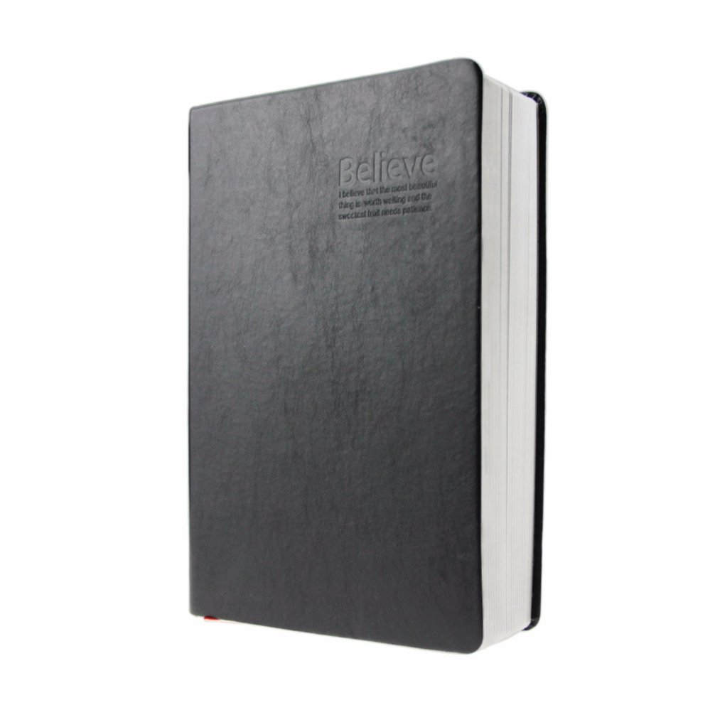 ... Soft Faux Leather Super Thick 640 Pages Lined Notebook A5 DailyBible Study Notebook Diaries Life Records ...
