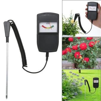 Soil pH Meter Level Tester Black (for Plants Crops FlowersVegetable) - intl - 3