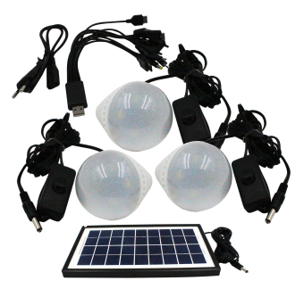 Solar Lighting System (Multicolor) Price Philippines