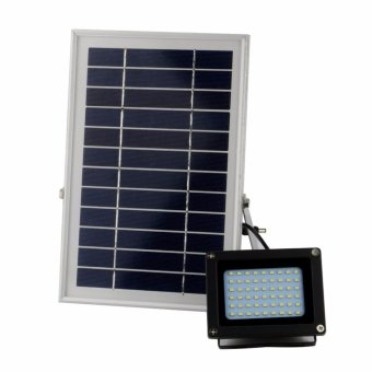 Solar Lights Solar Powered Floodlight Outdoor Garden Spotlight, IP65 Waterproof, 54LED 400Lumen for Patio, Deck, Yard, Walkway - intl - 3