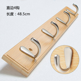 Solid wood bedroom entrance wall hangers hanger wall hangers