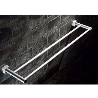 Space Aluminum Towel Rack Bathroom Accessories - intl