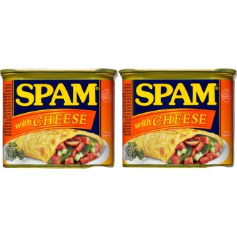 Spam with Cheese Set of 2 Price Philippines