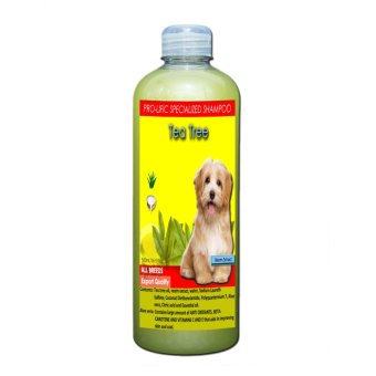 Specialized Dog Shampoo Tea Tree Oil 500mL