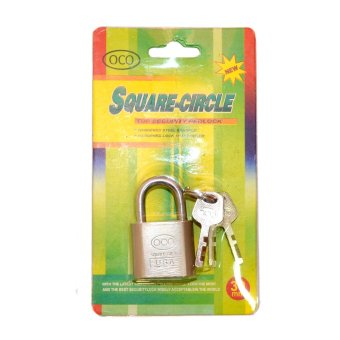 Square Circle Security Padlock S Price Philippines