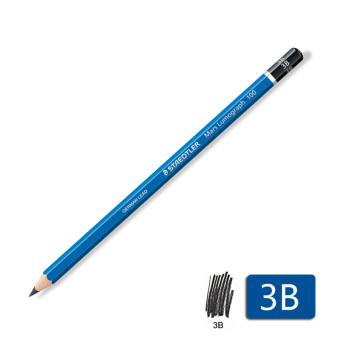 STAEDTLER blue rod professional drawing pencil