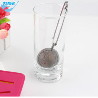 Stainless Steel Clip-on Tea Ball