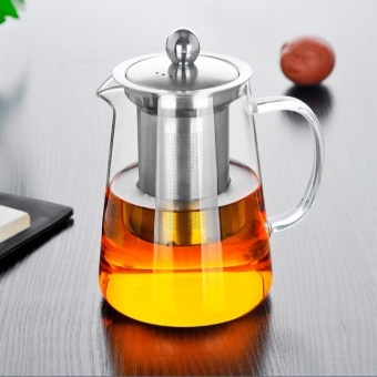 Stainless Steel Coffee Espresso and Tea Pot & Infuser
