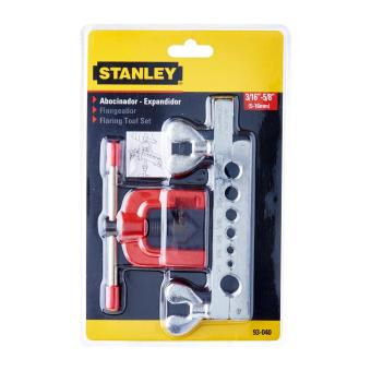 STANLEY TUBING FLARING TOOL SET 3/16 to 5/8ins