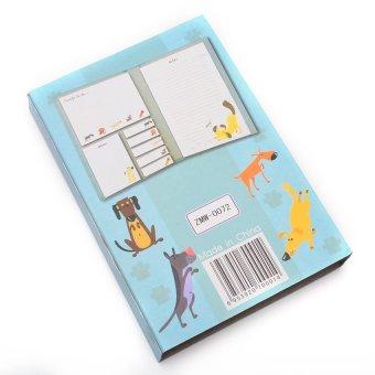 Sticky Notes Folder (Dog Design) - picture 2