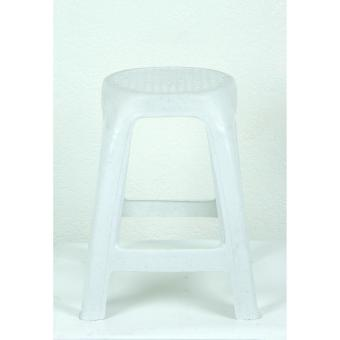 Stool Charmaine Plastic Products (Set of 4)