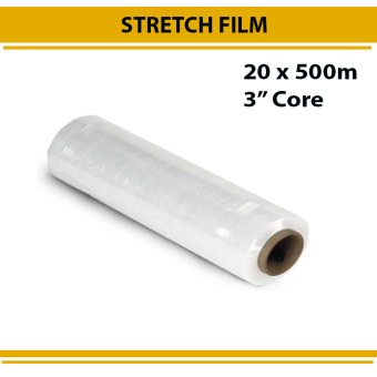 Stretch Film 20x500m 1 roll