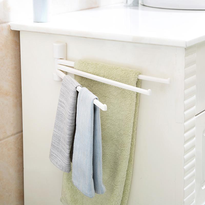 Philippines   Strong plastic towel hanging rod kitchen bathroom ...