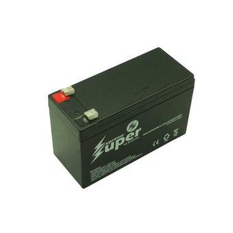 Supreme Super Lead Acid Battery 12V 7Ah SS-B12V7 (Black) - 2