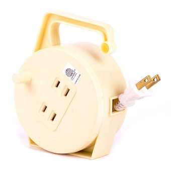 Surer 3109 Extension Cord Set (White) Price Philippines