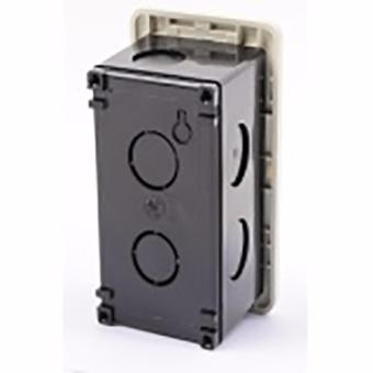 SURER NO.1373 1-Three-Way Switch with Plate with FREE Utility Box - 3