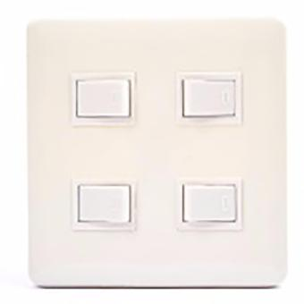 Surer No 1364 1 Single Pole Switch With Plate With Free Utility