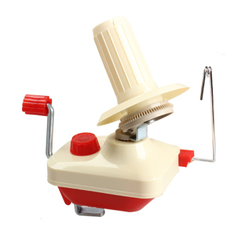 Swift Yarn Fiber String Ball Wool Winder Holder Hand Operated New