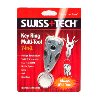 Swiss Tech 7-in-1 Key Ring Price Philippines