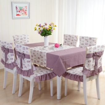 Tablecloth/Chair and Table Cover