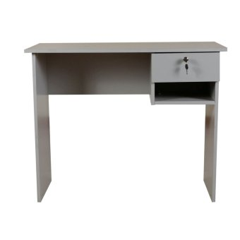 Tailee Furniture #1304 Office Table (Grey)